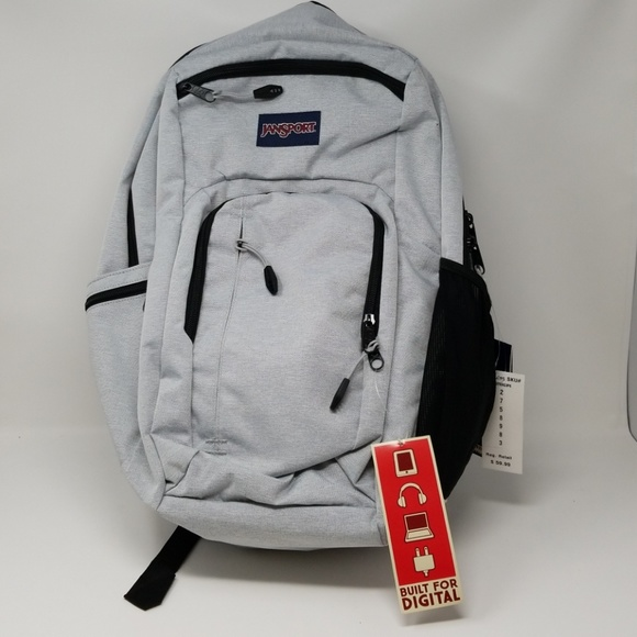 online for sale enjoy complimentary shipping discount Jansport Recruit 8 pocket backpack NWT